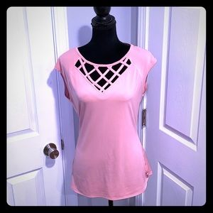 NYC Blush Blouse